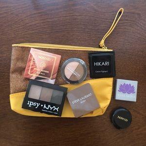 Other - ipsy make up bundle and bag